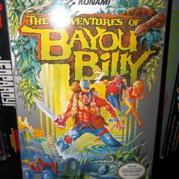 Adventures of Bayou Billy, Konami, 1989