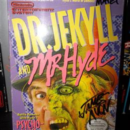 Dr. Jekyll & Mr. Hyde, Bandai, 1989