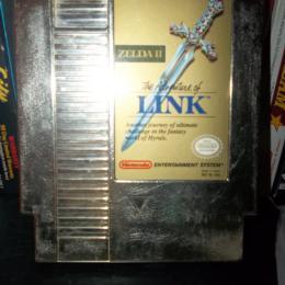 Zelda II: The Adventure of Link, Nintendo, 1988