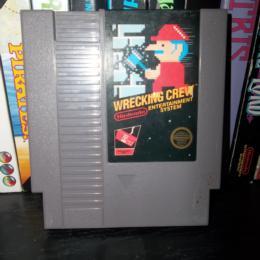 Wrecking Crew, Nintendo, 1985