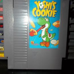Yoshi's Cookie, Nintendo, 1993