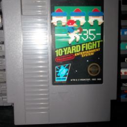 10 Yard Fight, Nintendo, 1985