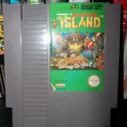Adventure Island, Hudson, 1988