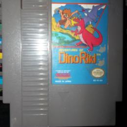 Adventures of Dino Riki, Hudson, 1989