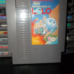 Adventures of Lolo, HAL, 1989