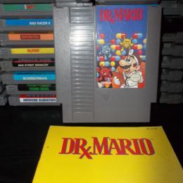 Dr. Mario, Nintendo, 1990