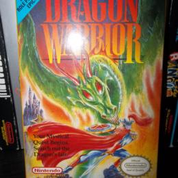 Dragon Warrior, Nintendo, 1989