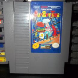 Burgertime, Data East, 1987