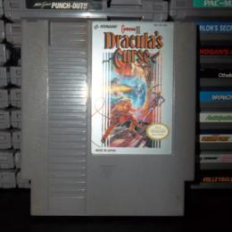 Castlevania III: Dracula's Curse, Konami, 1990