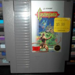 Castlevania, Konami, 1987