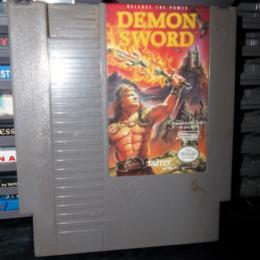 Demon Sword, Taito, 1990