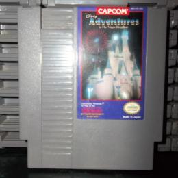 Disney Adventures in Magic Kingdom, Capcom, 1990