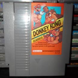 Donkey Kong Classics, Nintendo, 1988