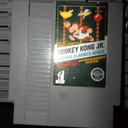 Donkey Kong Jr., Nintendo, 1986