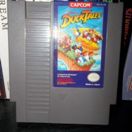 Duck Tales, Capcom, 1989