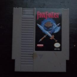 Final Fantasy, Nintendo, 1990