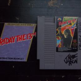 Friday the 13th, LJN, 1989
