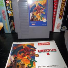 Gargoyle's Quest II, Capcom, 1992