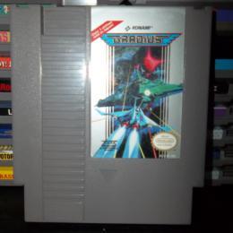 Gradius, Konami, 1986