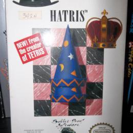 Hatris, Bullet Proof, 1992