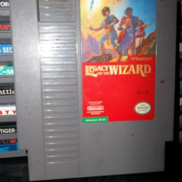 Legacy of the Wizard, Broderbund, 1989