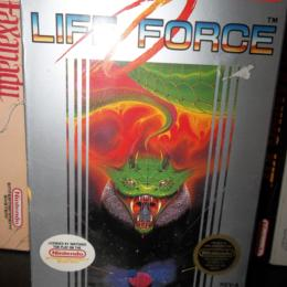 Life Force, Konami, 1988