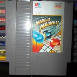 Marble Madness, Milton Bradley, 1989