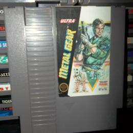 Metal Gear, Ultra, 1988