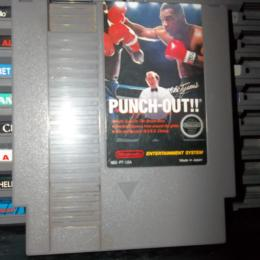 Mike Tyson's Punch-Out, Nintendo, 1987