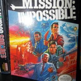 Mission: Impossible, Ultra, 1990
