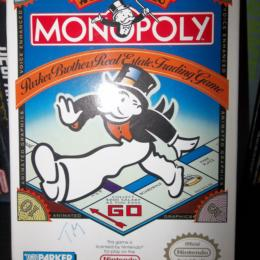 Monopoly, Parker Brothers, 1991