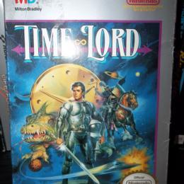 Time Lord, Milton Bradley, 1990