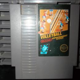 Volleyball, Nintendo, 1987