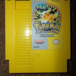 Pokemon Yellow Version