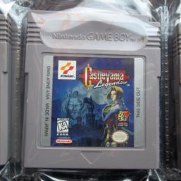 Castlevania Legends, Konami, 1998