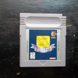 Game & Watch Gallery, Nintendo, 1997