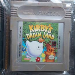 Kirby's Dream Land, Nintendo, 1992