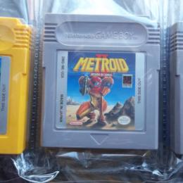 Metroid II: Return of Samus, Nintendo, 1991