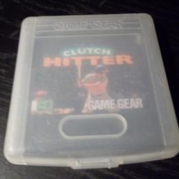Clutch Hitter, Sega, 1991