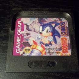 Sonic the Hedgehog: Chaos, Sega, 1993