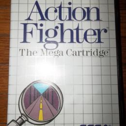 Action Fighter, Sega, 1986