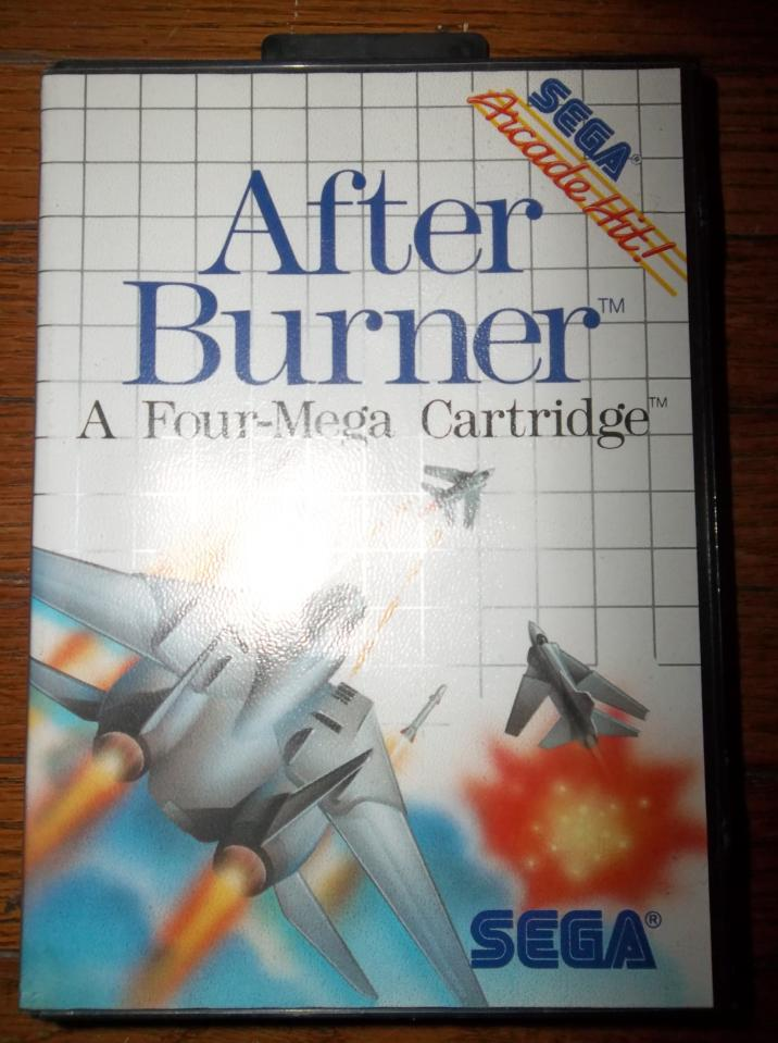 After Burner, Sega, 1987