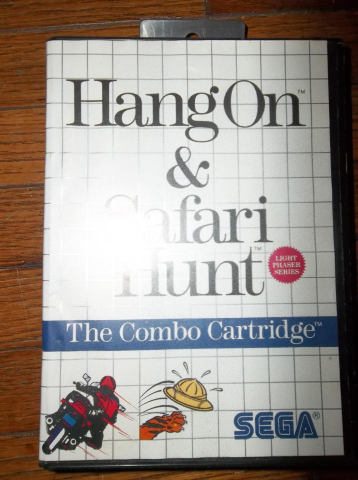 Hang On & Safari Hunt, Sega, 1986