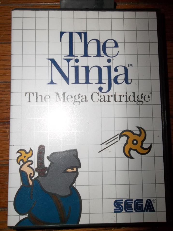 Ninja, Sega, 1986