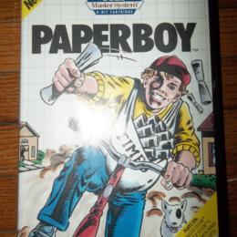 Paperboy, Sega, 1990