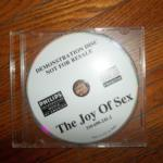 The Joy of Sex (Demonstration Disc)