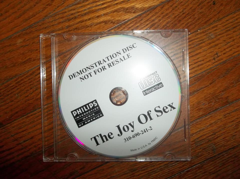 the joy of sex cd i