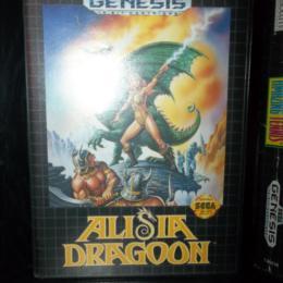 Alisia Dragoon, Sega, 1992