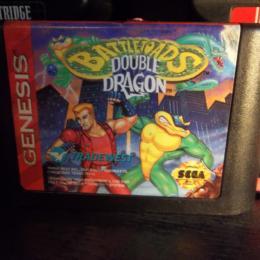 Battletoads & Double Dragon, Tradewest, 1993