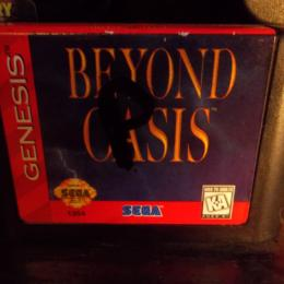 Beyond Oasis, Sega, 1994